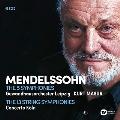 メンデルスゾーン: 交響曲全集、他<限定盤>