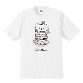 Rilakkuma × TOWER RECORDS コラボT-shirts 2018 ホワイト Sサイズ Apparel