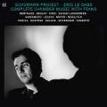 シューマン: ピアノを伴う室内楽作品全集 - 「ピアノ曲・室内楽作品集」BOX