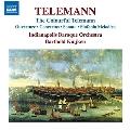 Colourful Telemann テレマン: 様々な作品集