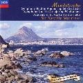 メンデルスゾーン:交響曲第3番≪スコットランド≫・第4番≪イタリア≫<限定盤>