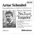 ベートーヴェン: ピアノ協奏曲第3番 & 第5番「皇帝」