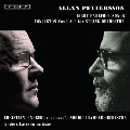 Allan Pettersson: 8 Barefoot Songs, etc / Anders Larsson(B), Christian Lindberg(cond), Nordic Chamber Orchestra