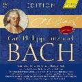 C.P.E.バッハ・エディション~シンフォニア、協奏曲、ソナタ、室内楽曲(完全版)