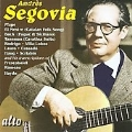 Segovia Plays...Guitar Classics and Transcriptions (1954-1956) / Andres Segovia(g)