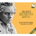 Beethoven: Symphony No.1-No.9 (Transcribed for Piano by Liszt)