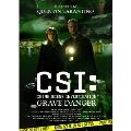 CSI:科学捜査班 クエンティン・タランティーノ監督 グレイブ・デンジャー【初回限定生産】[DABA-0398][DVD] 製品画像