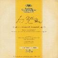 シューベルト:劇音楽《ロザムンデ》/《魔法の竪琴》序曲セレナードD920