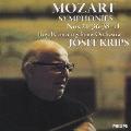モーツァルト:交響曲集 第21番-36番・第38番-41番