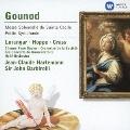 グノー:聖チェチーリア荘厳ミサ曲 小交響曲