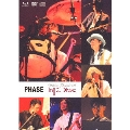 PHASE [Blu-ray+DVD+2CD+ブックレット]<完全初回限定生産版>