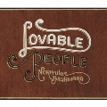 Lovable People [CD+DVD]<初回生産限定盤>