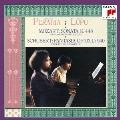 モーツァルト:2台のピアノのためのソナタ 他<期間生産限定盤>