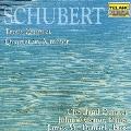 シューベルト:ピアノ五重奏曲《ます》 弦楽四重奏曲第13番《ロザムンテ》