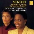 モーツァルト:歌曲集