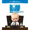ボス・ベイビー [3D Blu-ray Disc+Blu-ray Disc]<初回仕様版>