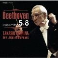 ベートーヴェン 交響曲全集 4 交響曲 第5番・第8番 [UHQCD]
