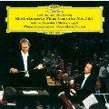 ベートーヴェン:ピアノ協奏曲第1番・第3番