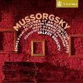 ムソルグスキー:組曲「展覧会の絵」(ラヴェル編) 歌曲集「死の歌と踊り」(ショスタコーヴィチ編) 交響詩「はげ山の一夜」(原典版)