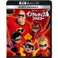 インクレディブル・ファミリー 4K UHD MovieNEX [4K Ultra HD Blu-ray Disc+3D Blu-ray Disc+2Blu-ray Disc]