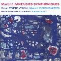 マルティヌー:交響的幻想曲(交響曲第6番)メノッティ:ヴァイオリン協奏曲/ピストン:交響曲第6番