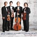 ベートーヴェン:弦楽四重奏 第15番 & 大フーガ
