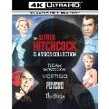 アルフレッド・ヒッチコック クラシックス・コレクション [4K Ultra HD Blu-ray x4+4Blu-ray Disc]