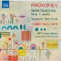 プロコフィエフ: ヴァイオリン協奏曲集