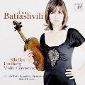 シベリウス/リンドベルイ:ヴァイオリン協奏曲