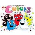 P-kies Educational Series Colors [CD+知育絵本]