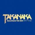 TAKANAKA THE BOX ~KITTY YEARS~ [16CD+DVD]<初回生産限定盤>