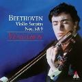ベートーヴェン:ヴァイオリン・ソナタ 第5番≪春≫ 第9番≪クロイツェル≫<初回生産限定盤>