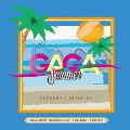 GA GA SUMMER/D.Island feat.m-flo [CD+DVD]<初回盤>