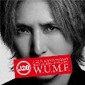 J 20th Anniversary BEST ALBUM<1997-2017> W.U.M.F. [2CD+DVD]<通常盤>