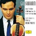 プロコフィエフ:ヴァイオリン協奏曲第1番・第2番 無伴奏ヴァイオリンのためのソナタ