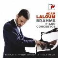 ブラームス:ピアノ協奏曲第1番&第2番 [2Blu-spec CD2]