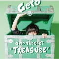 """Gero The Best """"Treasure"""" [CD+DVD]<初回限定盤A>"""