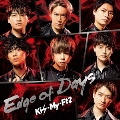 Edge of Days [CD+DVD]<初回盤A>