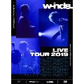 "w-inds. LIVE TOUR 2019 ""Future/Past"" [2DVD+2CD]<初回盤>"