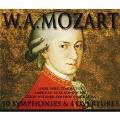 W.A.モーツァルト:名交響曲・序曲集