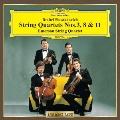 ショスタコーヴィチ:弦楽四重奏曲第3番・第8番・第11番