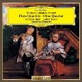 モーツァルト:フルート四重奏曲第1番-第4番 オーボエ四重奏曲