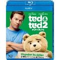 テッド&テッド2 ブルーレイ・パック [2Blu-ray Disc+DVD]<初回生産限定版>