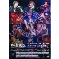 """w-inds. 15th Anniversary LIVE TOUR 2016 """"Forever Memories"""" [2DVD+スペシャルブック]<初回限定盤>"""