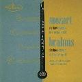 モーツァルト&ブラームス:クラリネット五重奏曲<限定盤>