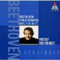 ベートーヴェン:ピアノ・ソナタ全集2~第1・8・10・11番