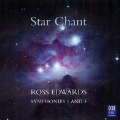 "Edwards: Symphony No.1 ""Da Pacem Domine"", No.4 ""Star Chant"""