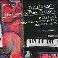 M.Williamson: The Complete Piano Concertos