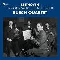 ベートーヴェン: 後期弦楽四重奏曲集<限定盤>