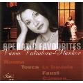 Opera Favourites / Vania Vatralova- Stankov(S)